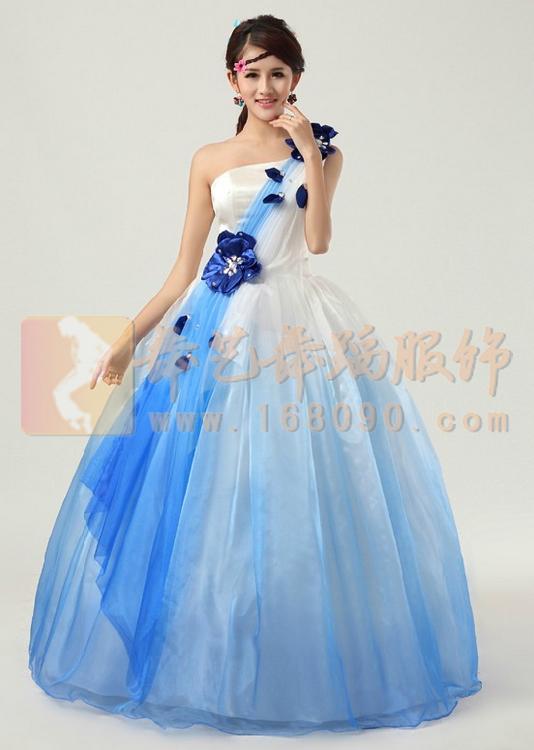 礼服蓬蓬裙2