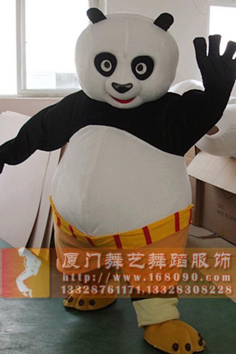 功夫熊猫 - 厦门服装出租,厦门表演服装出租,厦门舞蹈